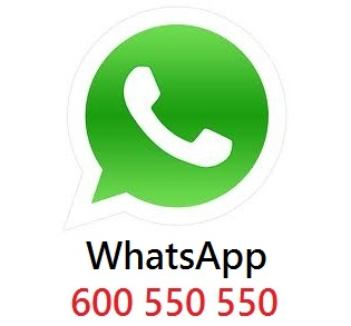 Contacta con Despedida Inolvidable con WhatsApp