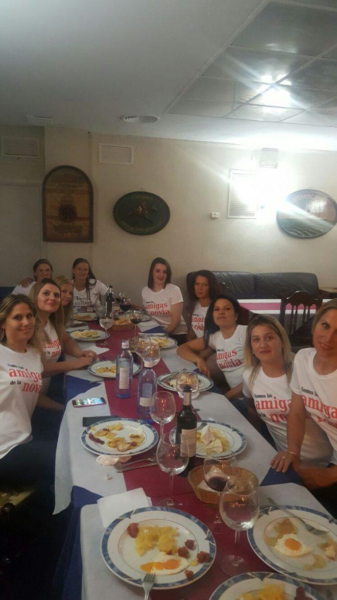 """""""La Cagaste"""" -Despedida de Soltera con cena y espéctaculo en Zaragoza"""