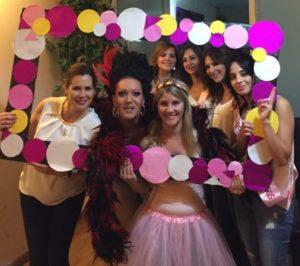 Despedida de soltera en Zaragoza
